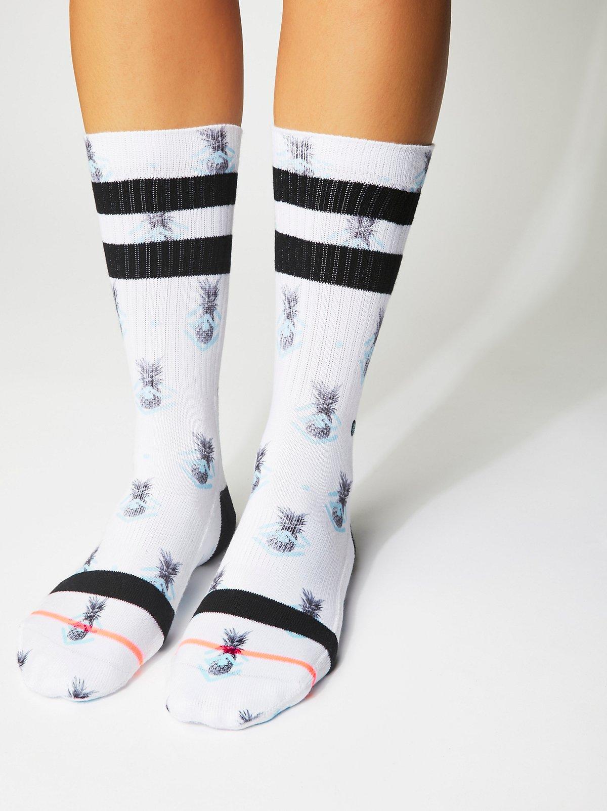Saturdaze Crew Sock