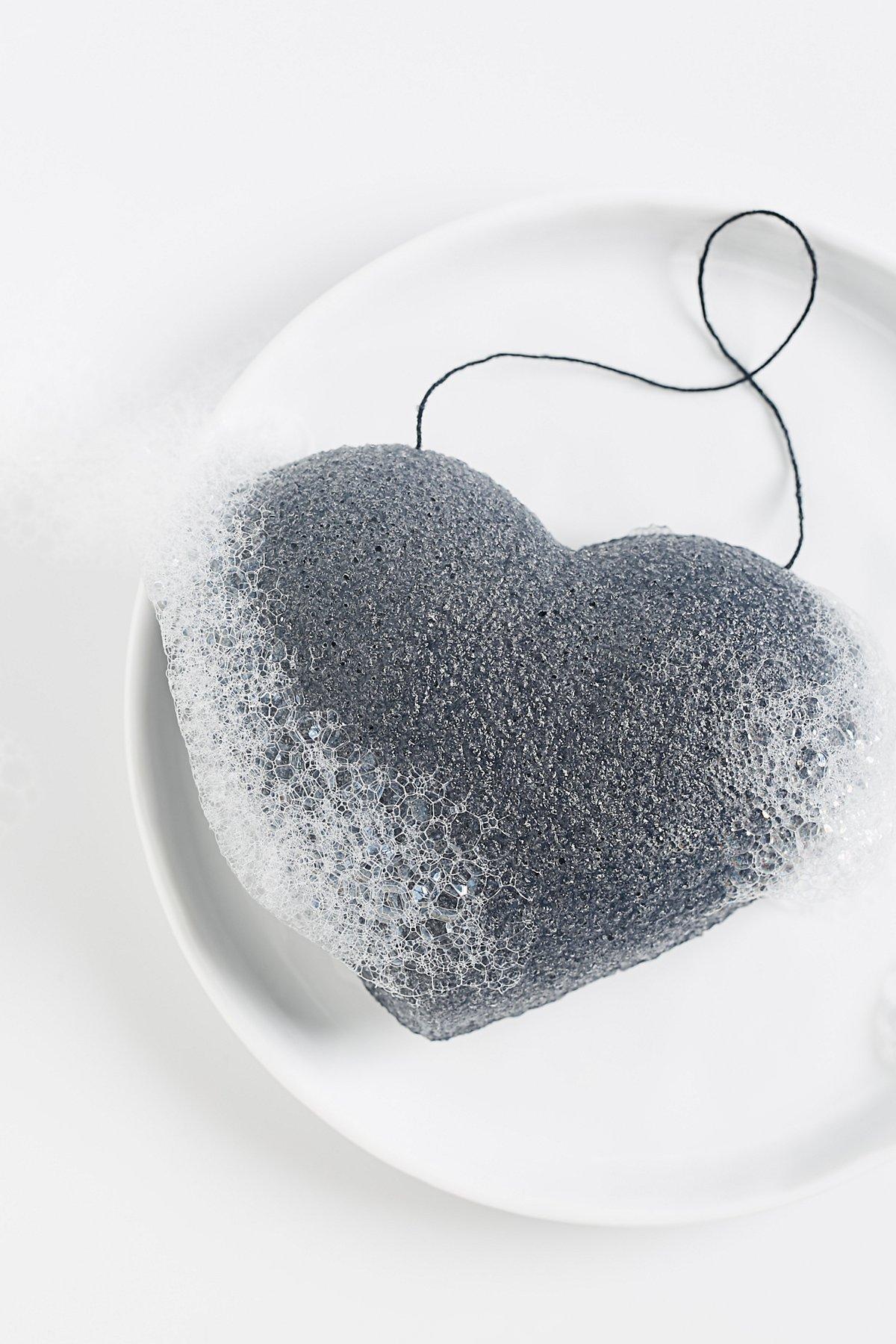 The Heart清洁海绵