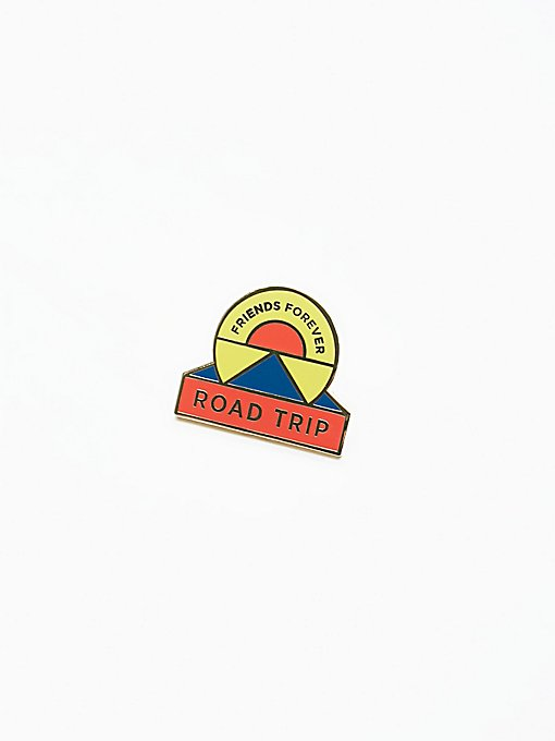 Product Image: Road Trippin' BFF Pin
