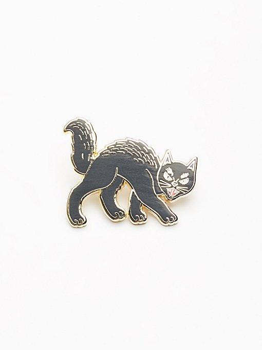 Product Image: Enamel Cat Pins