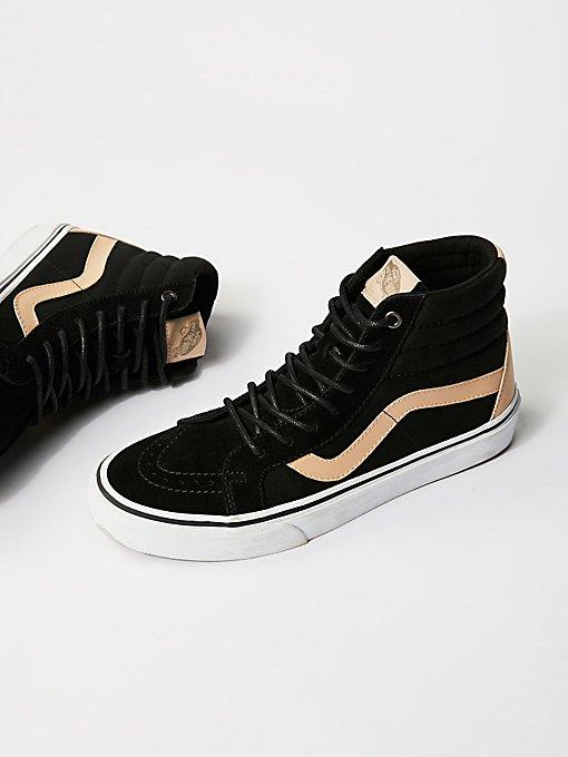 Product Image: SK8-Hi Reissue Veggie Tan Sneaker