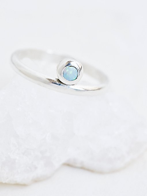 Product Image: Parallel Opal Ring