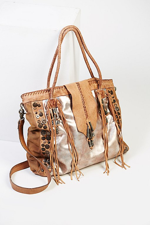 Product Image: Orion Leather Tote