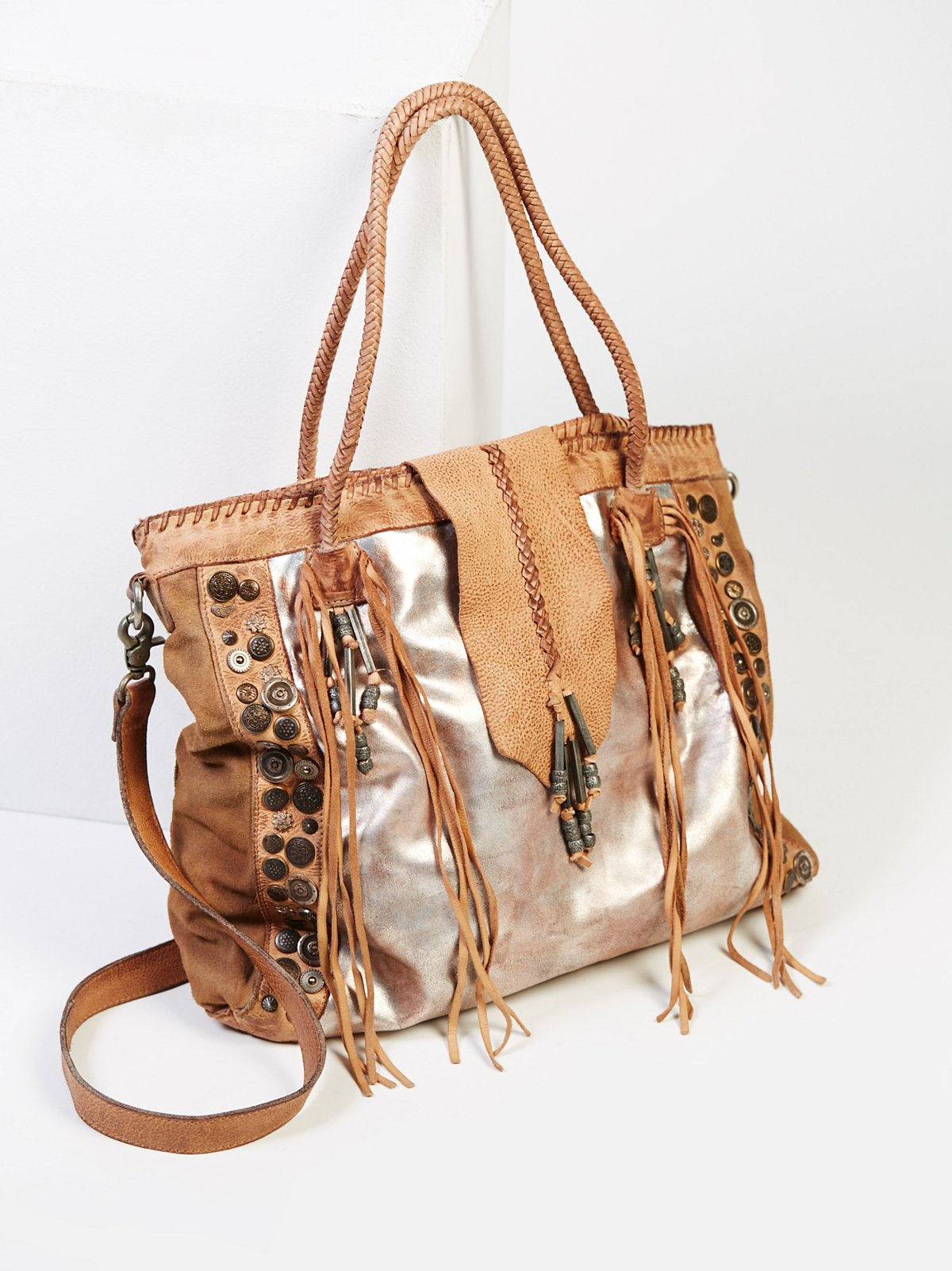 Orion Leather Tote
