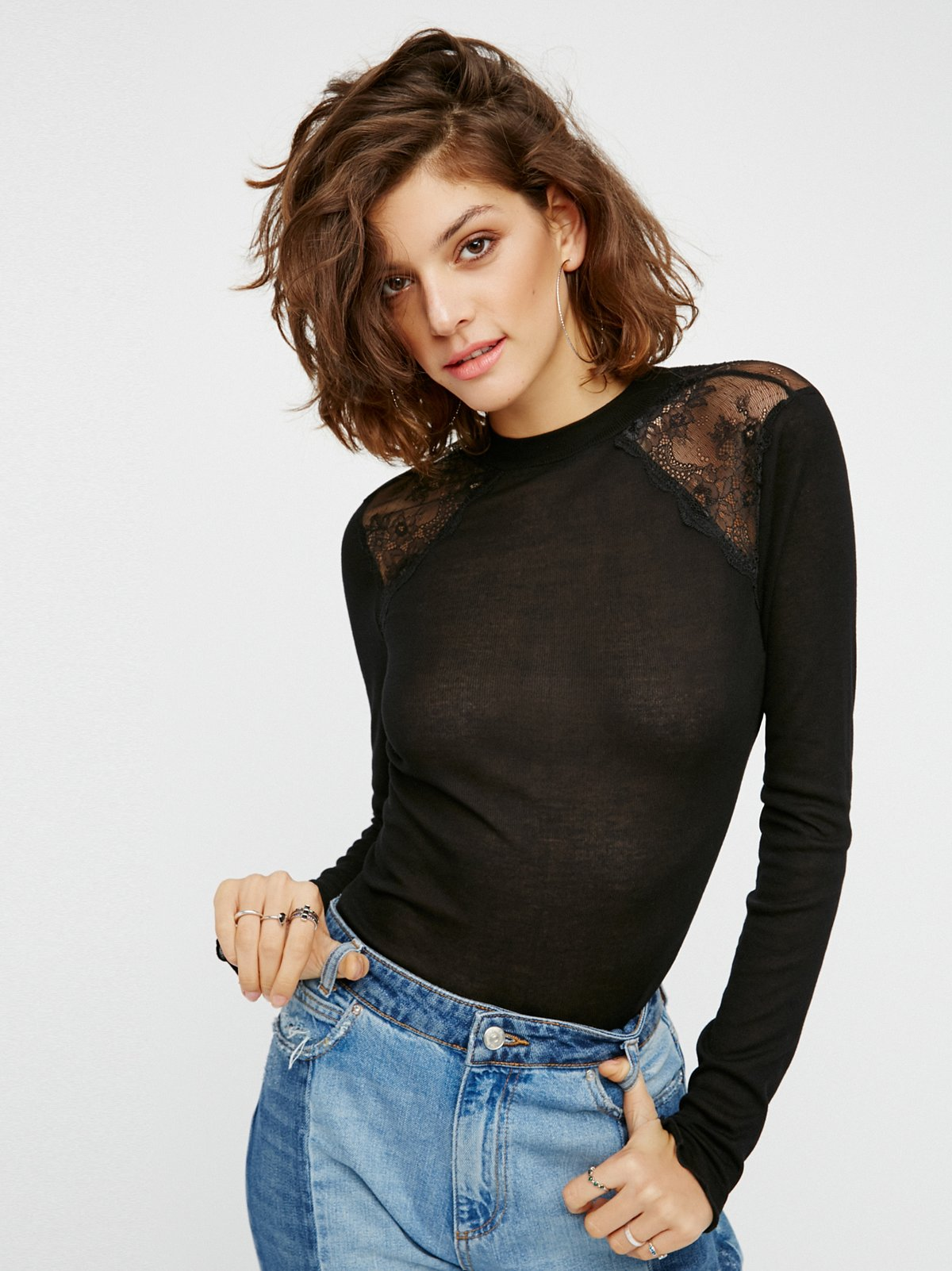 Double Love Layering Top