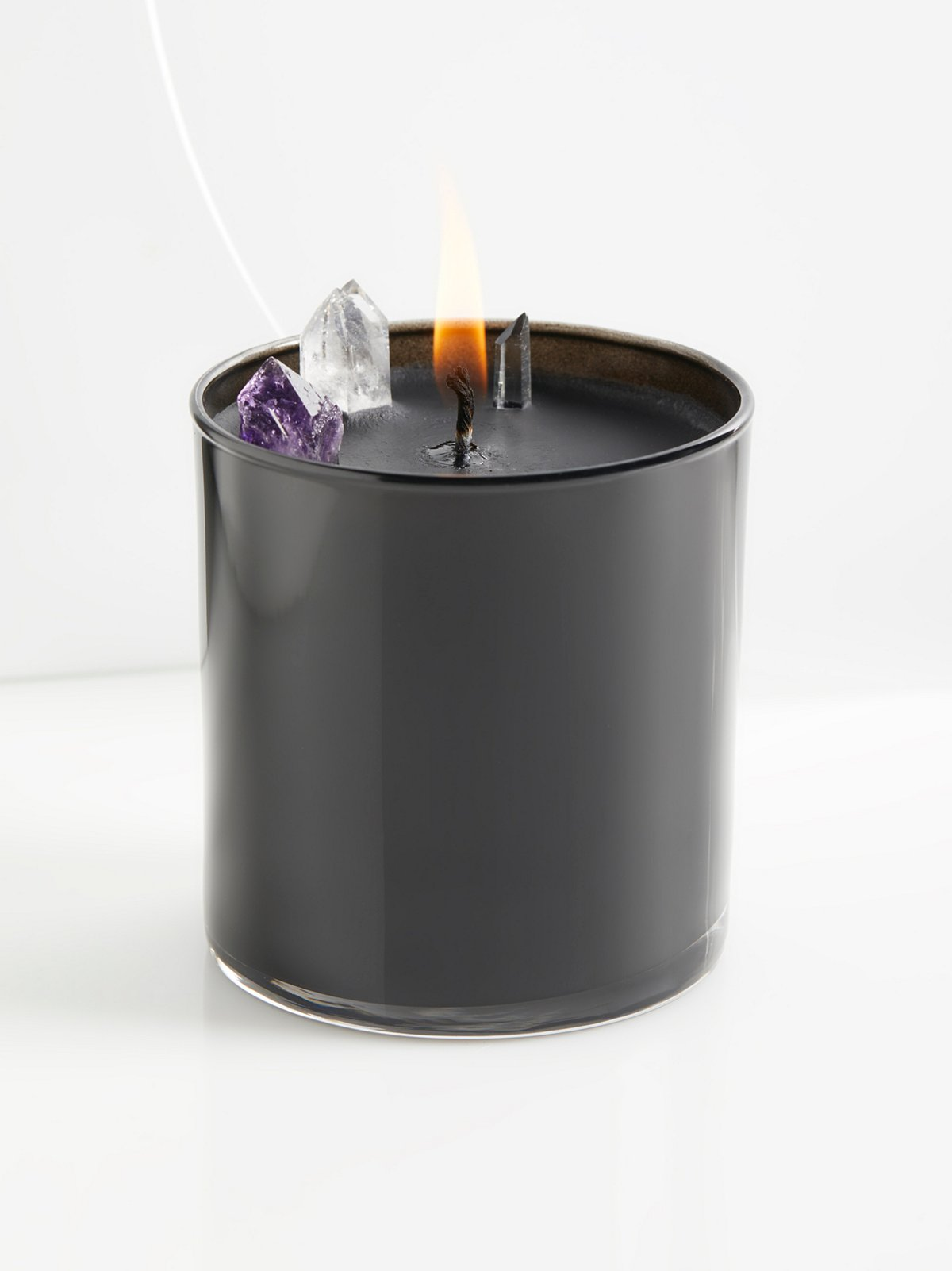 Soy Quartz Crystal Candle
