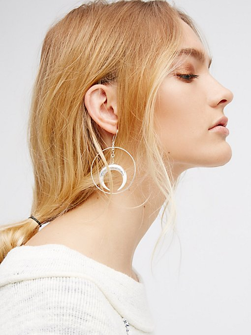Product Image: Foiled Horn Hoops