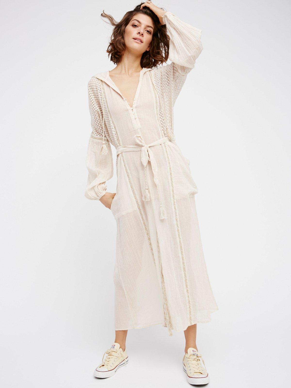 Most Loveliest Hoodie Dress