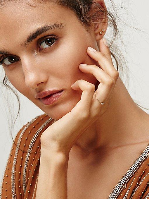 Product Image: Tiny Diamond Chain Ring