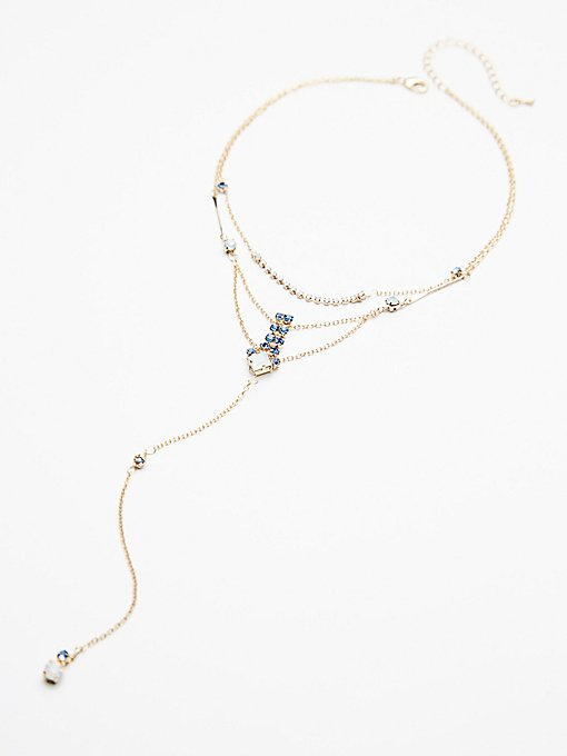 Product Image: Crazed Love Delicate Crystal Bolo