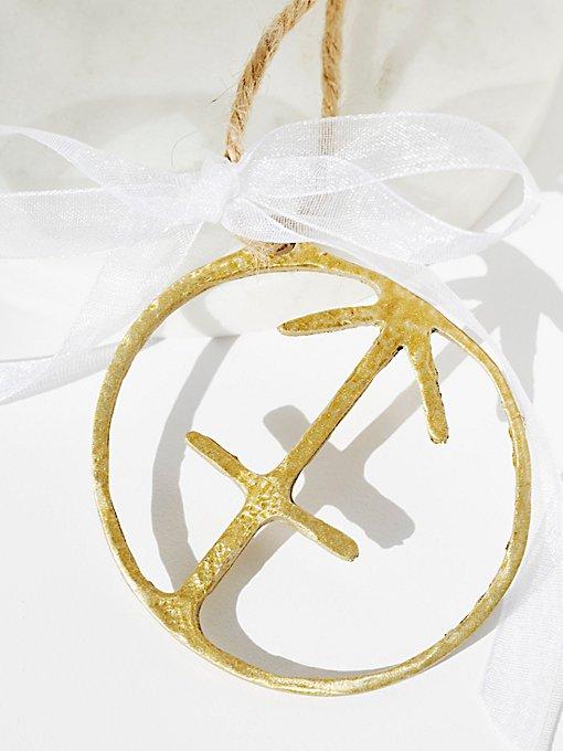 Product Image: Wire Zodiac Ornament