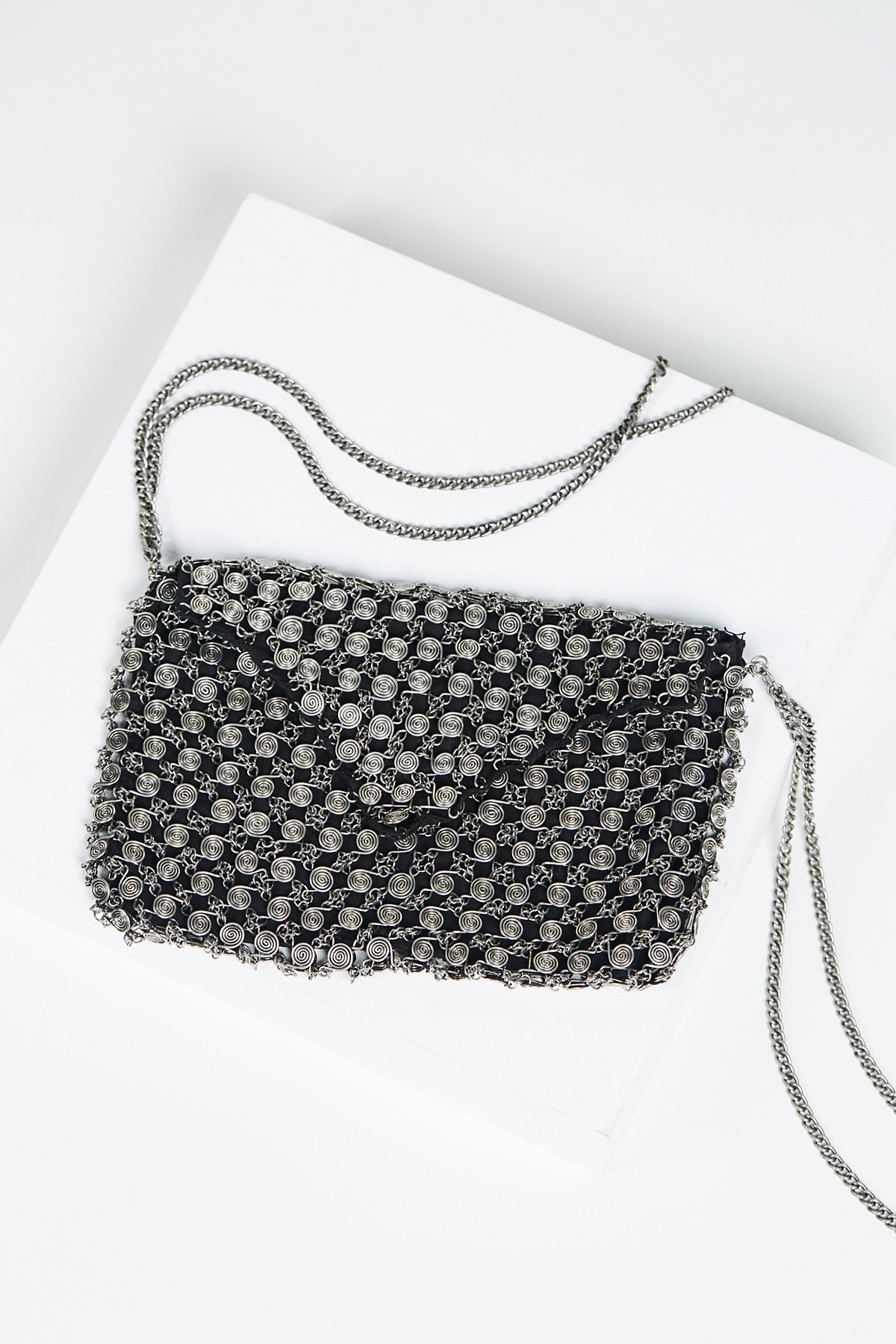 Vortex Metal Crossbody