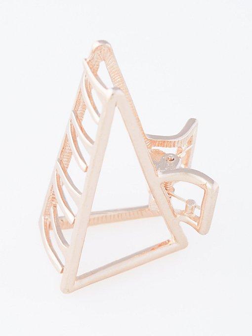 Product Image: 简约金属发夹