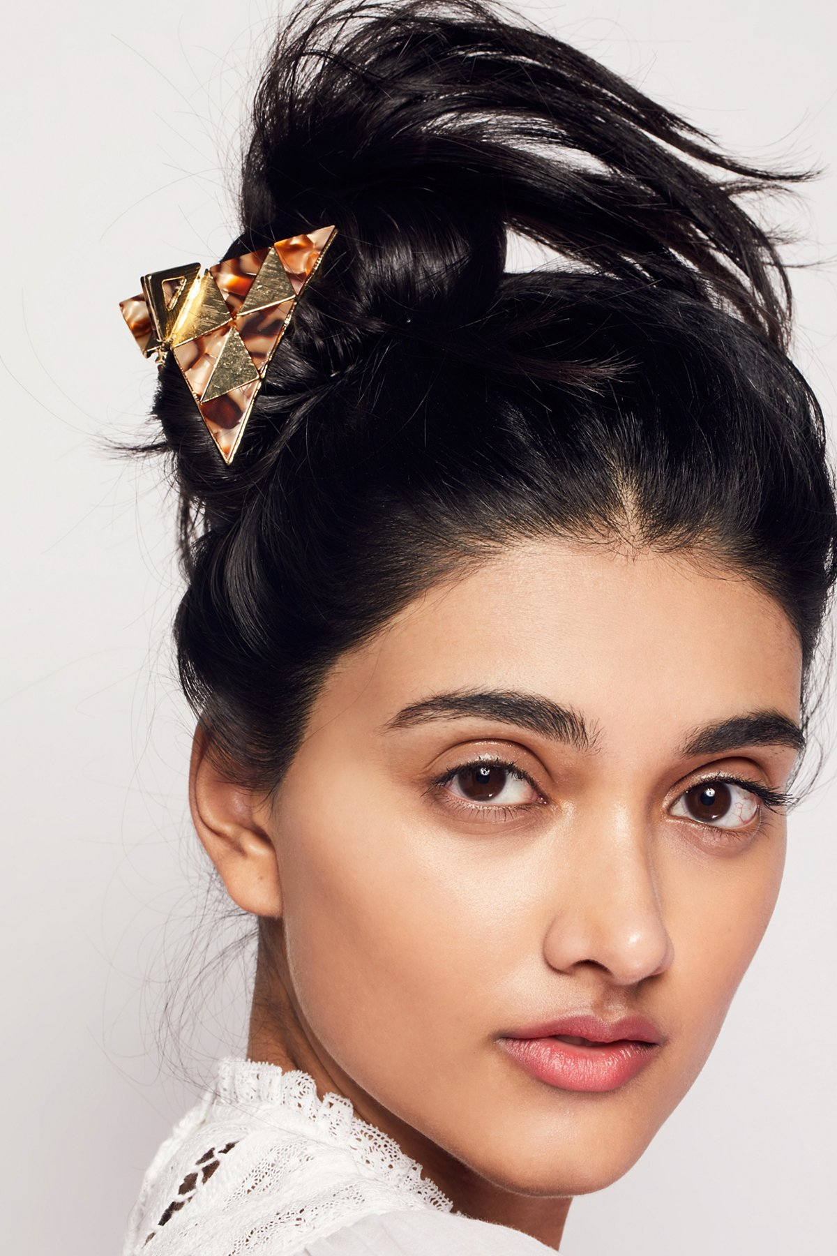 Pyramid Hair Claw