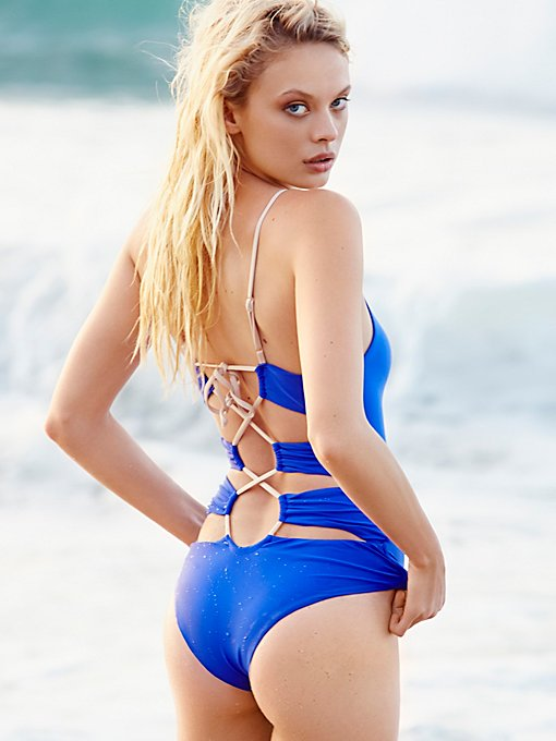 Product Image: Messier One-Piece Swim Suit
