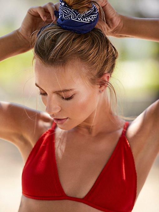 Product Image: Mirage Rib Bikini Top