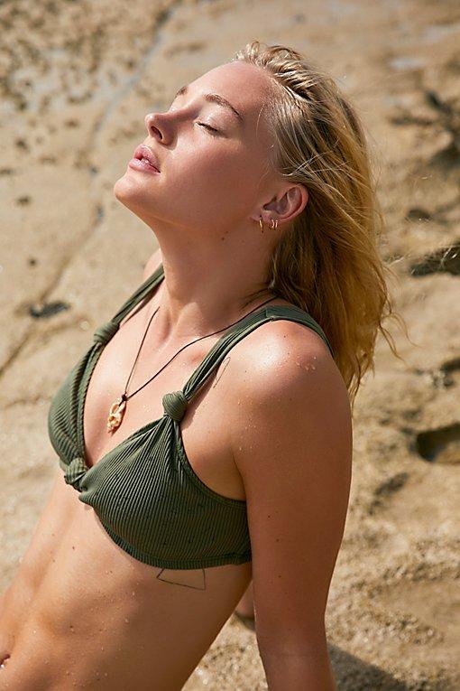 Product Image: The Lagoon Rib Bikini Top