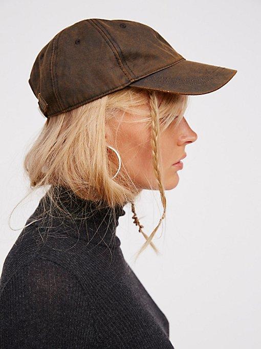 Product Image: Delancy做旧棒球帽