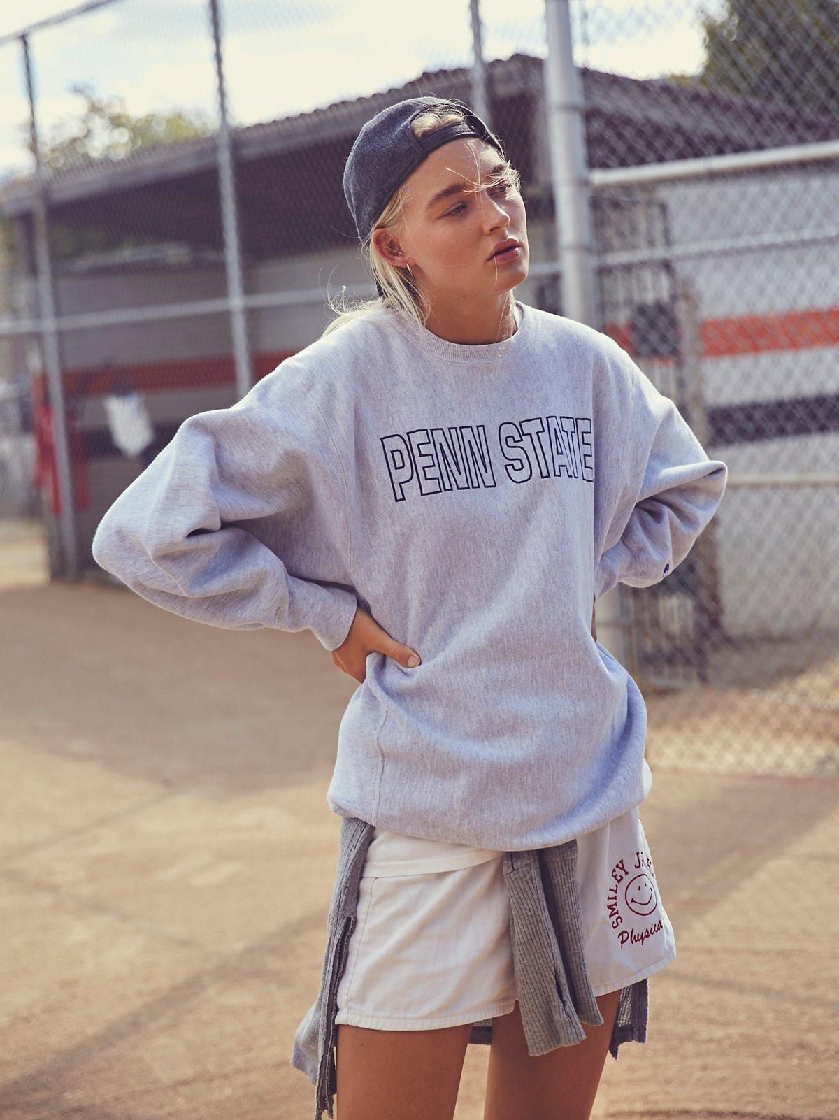 Vintage 1990s Penn State Sweatshirt