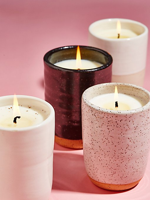 Product Image: Norden Ceramic Candle
