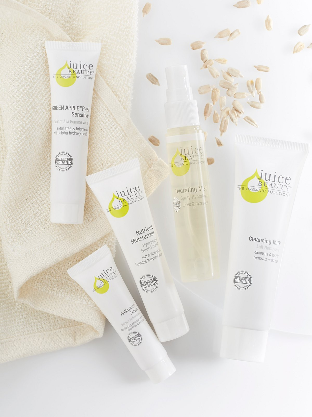 Hydrating Solutions Kit