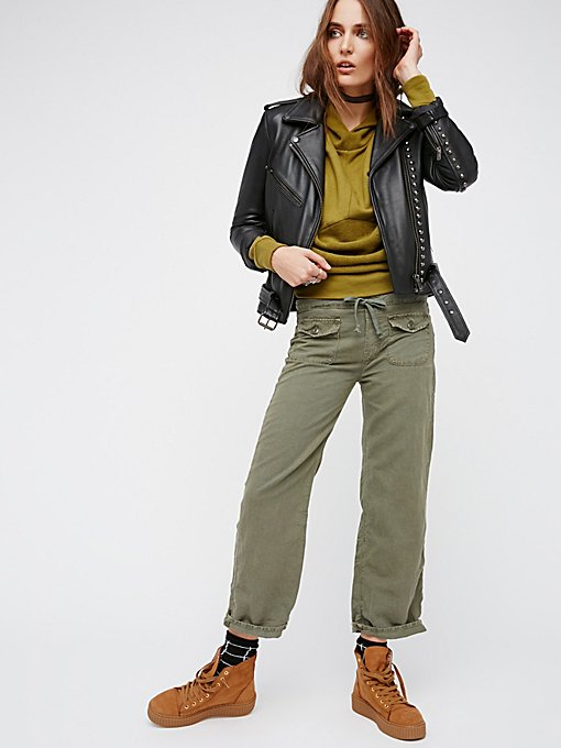 Product Image: The Lazy Patch Greaser Pant