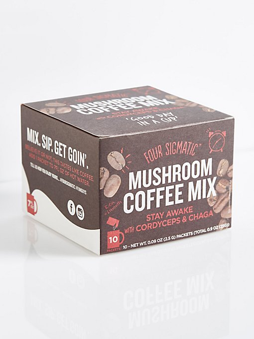 Product Image: Coffee With Cordyceps