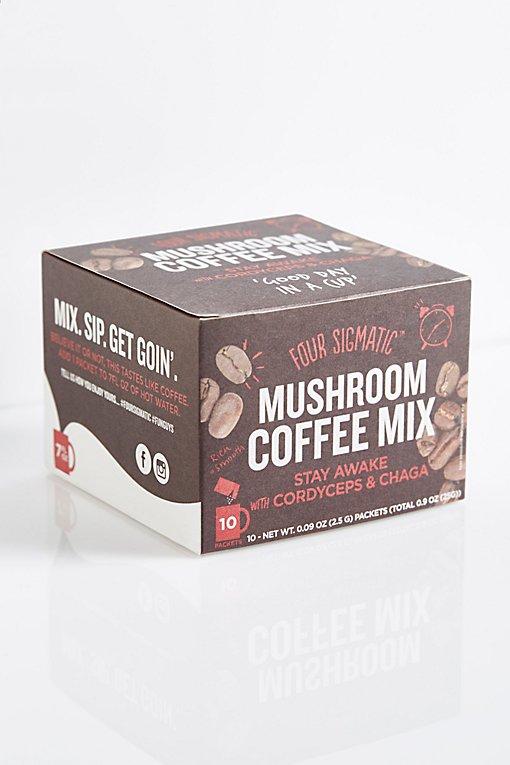 Product Image: Coffee With Cordyceps