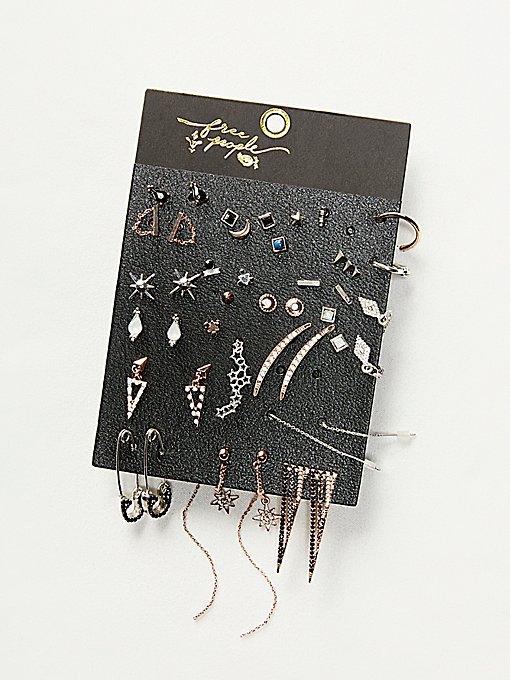 Product Image: Infinite耳钉套装