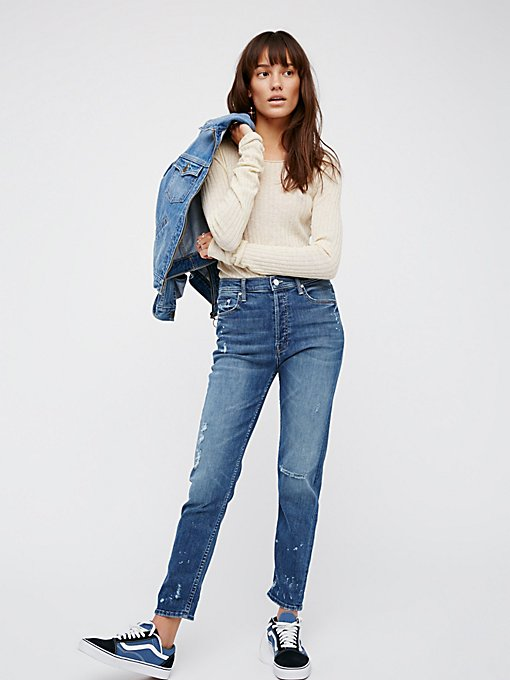 Product Image: The Cheeky Boyfriend Jean