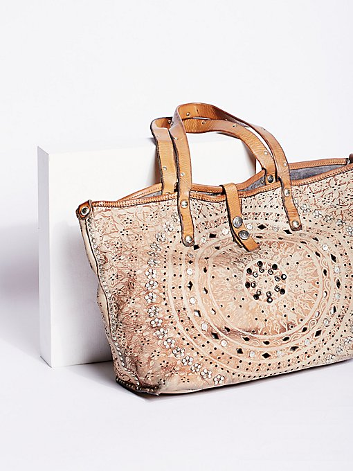 Product Image: Imperiali Distressed Tote