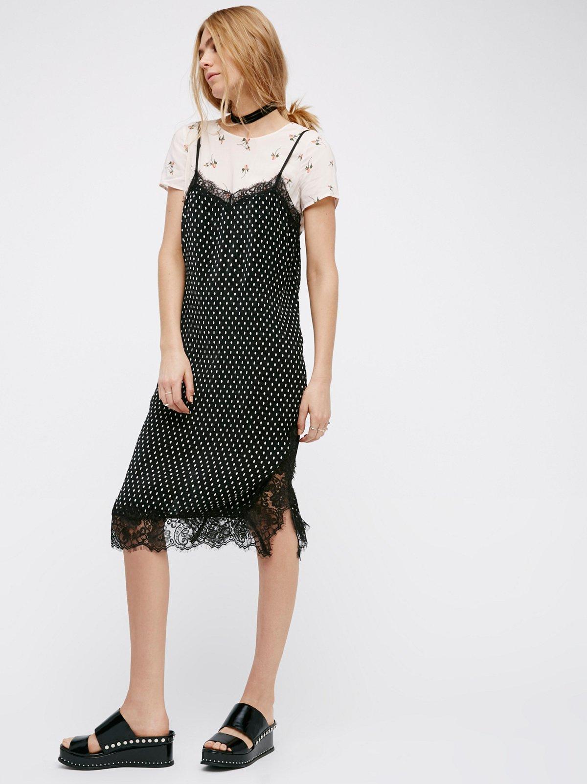 Margot 2fer Slip Dress
