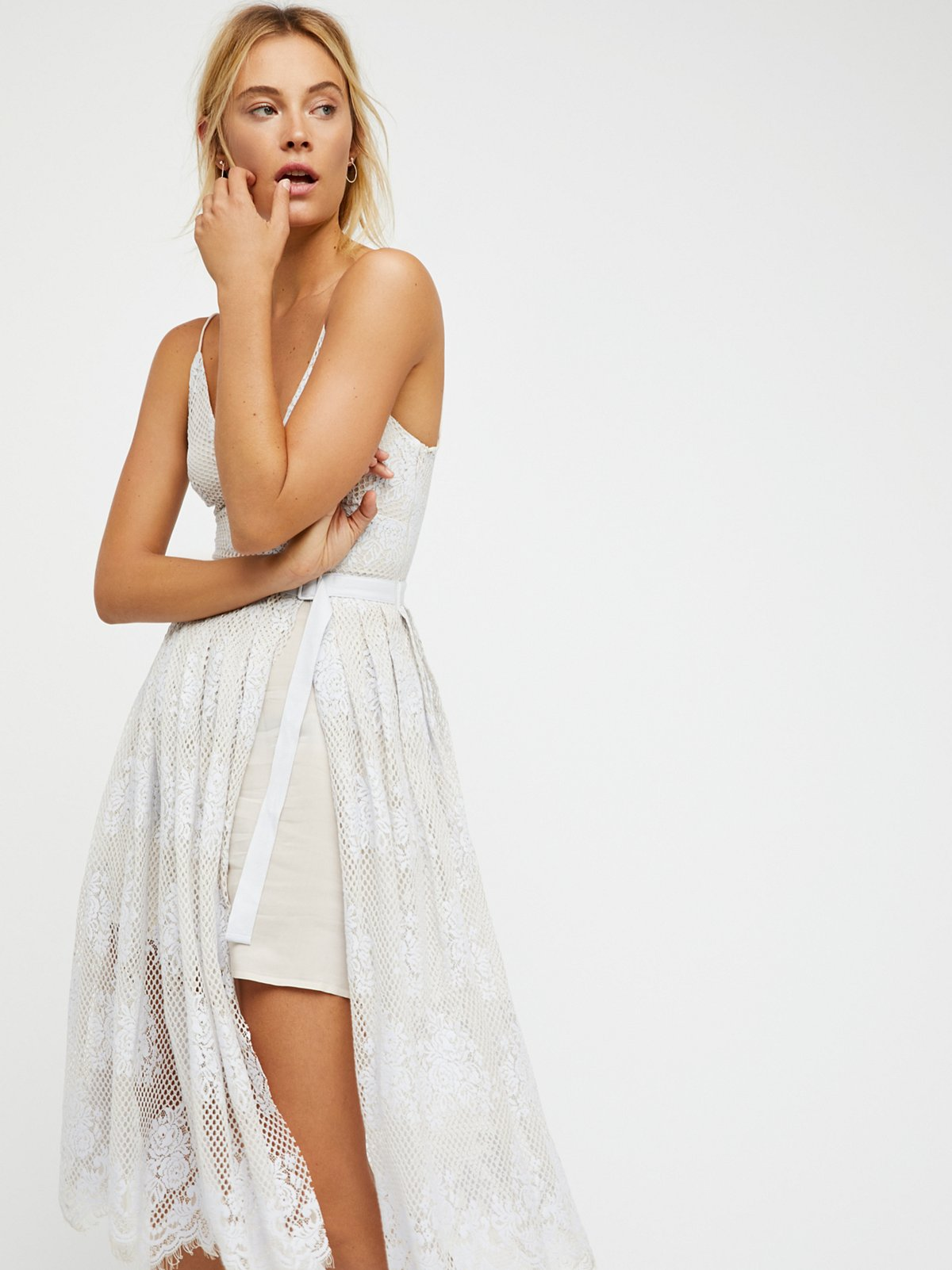 Matchpoint Midi Dress