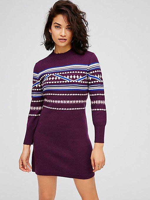 Product Image: Hot Cocoa Mini Dress