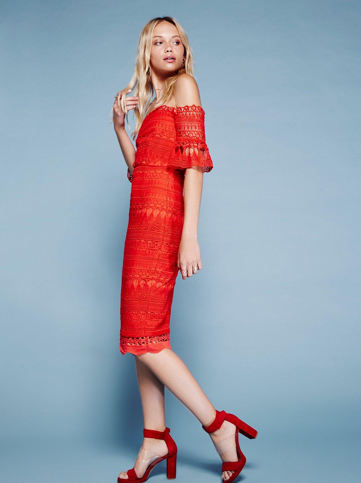 Mariah Midi Dress
