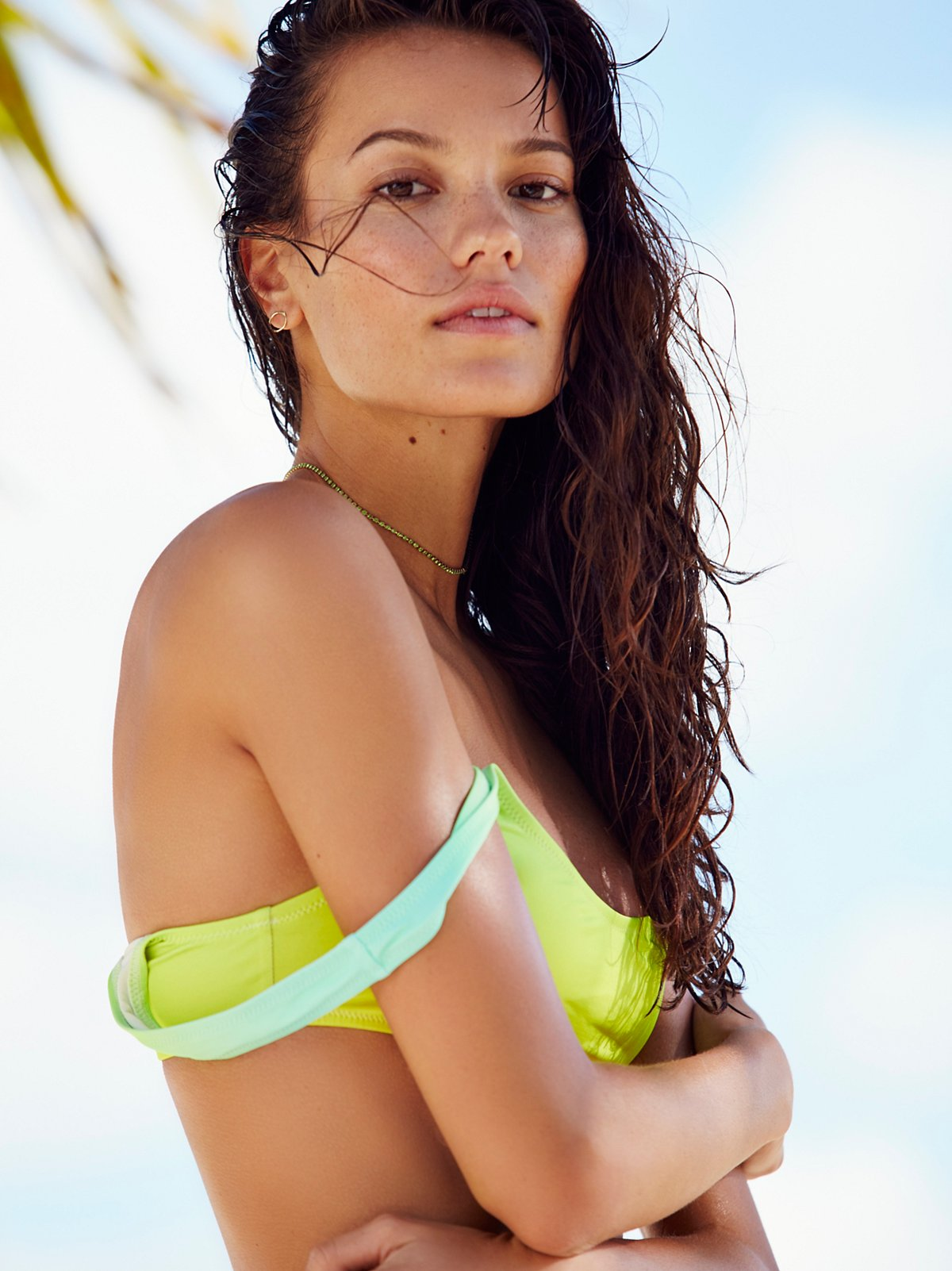 The Elle Bikini Top