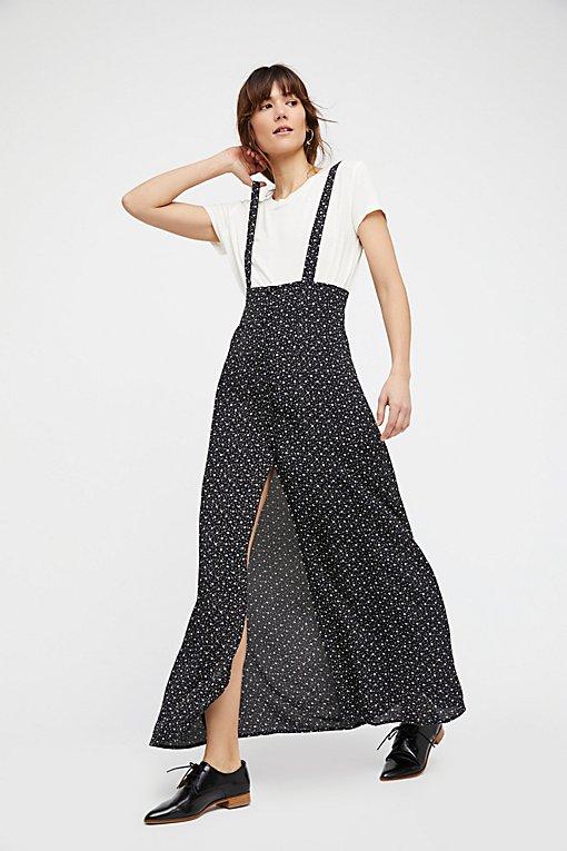 Product Image: Moss Maxi吊带连体裤
