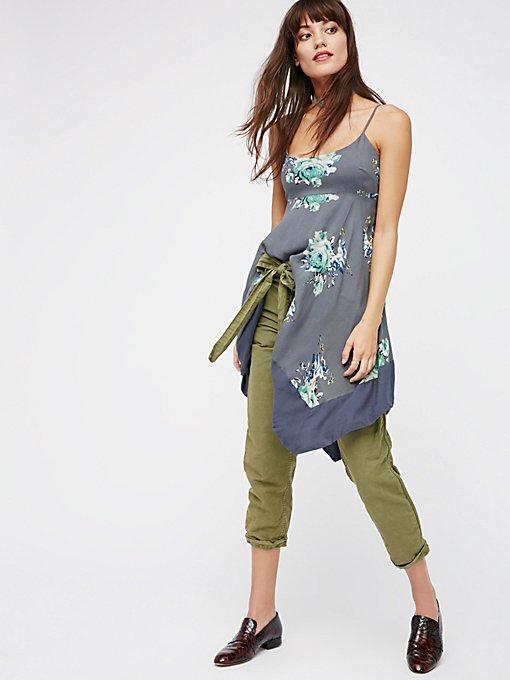 Product Image: Faded Bloom Mini Dress