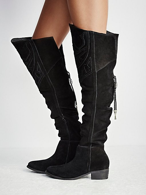 Product Image: Bolo Western Over The Knee Boot