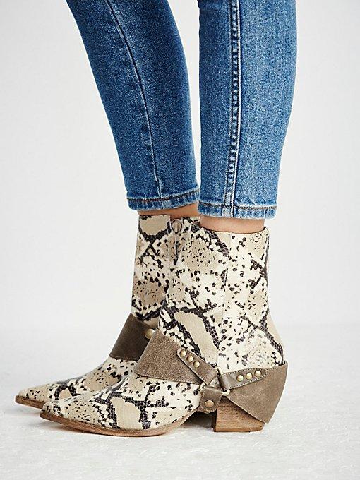 Product Image: Rattlesnake Western Boot
