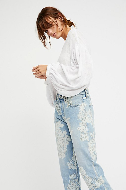 Product Image: Universal男友式牛仔裤