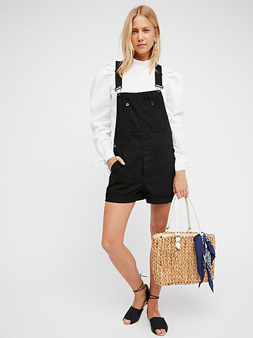 Product Image: Relaxed Boyfriend Shortall