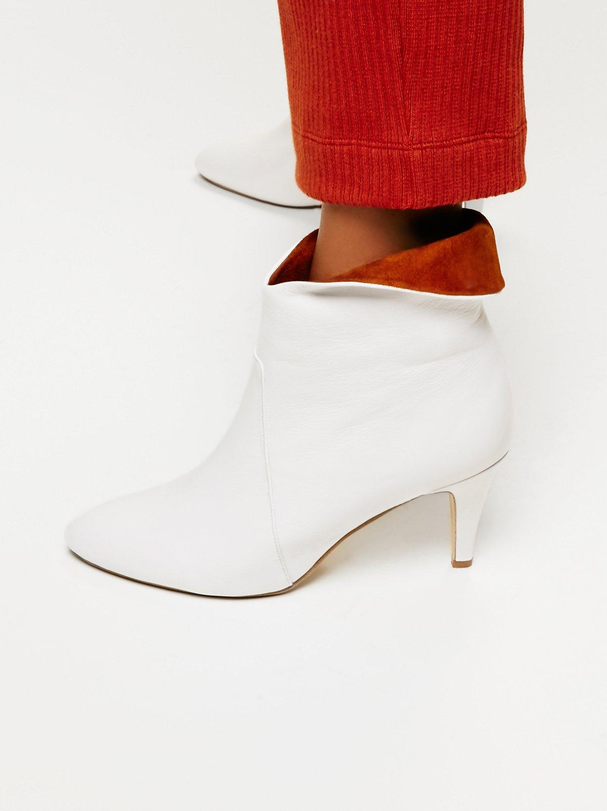 Bluebell Kitten Heel Boot