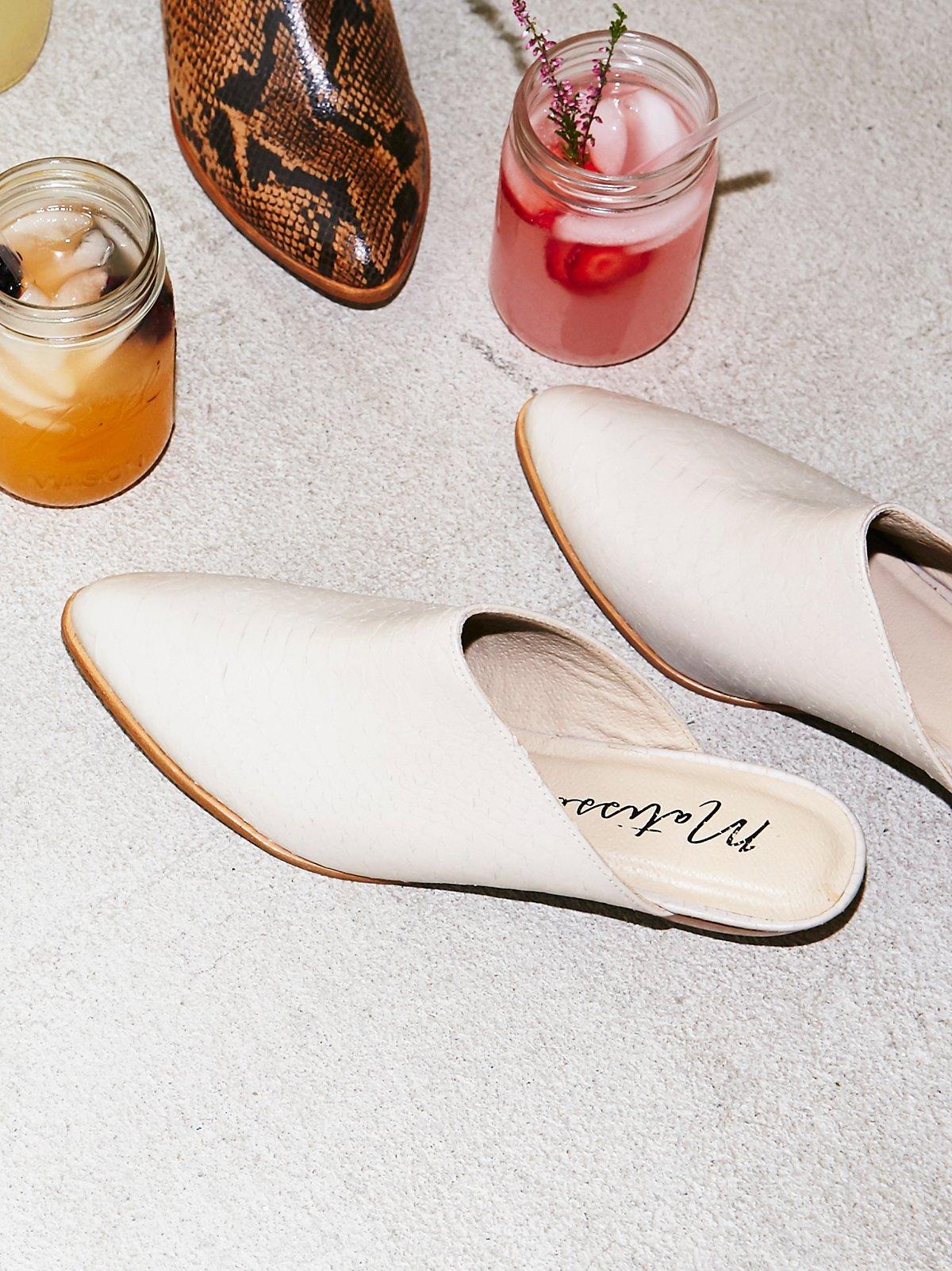 Lita穆勒鞋