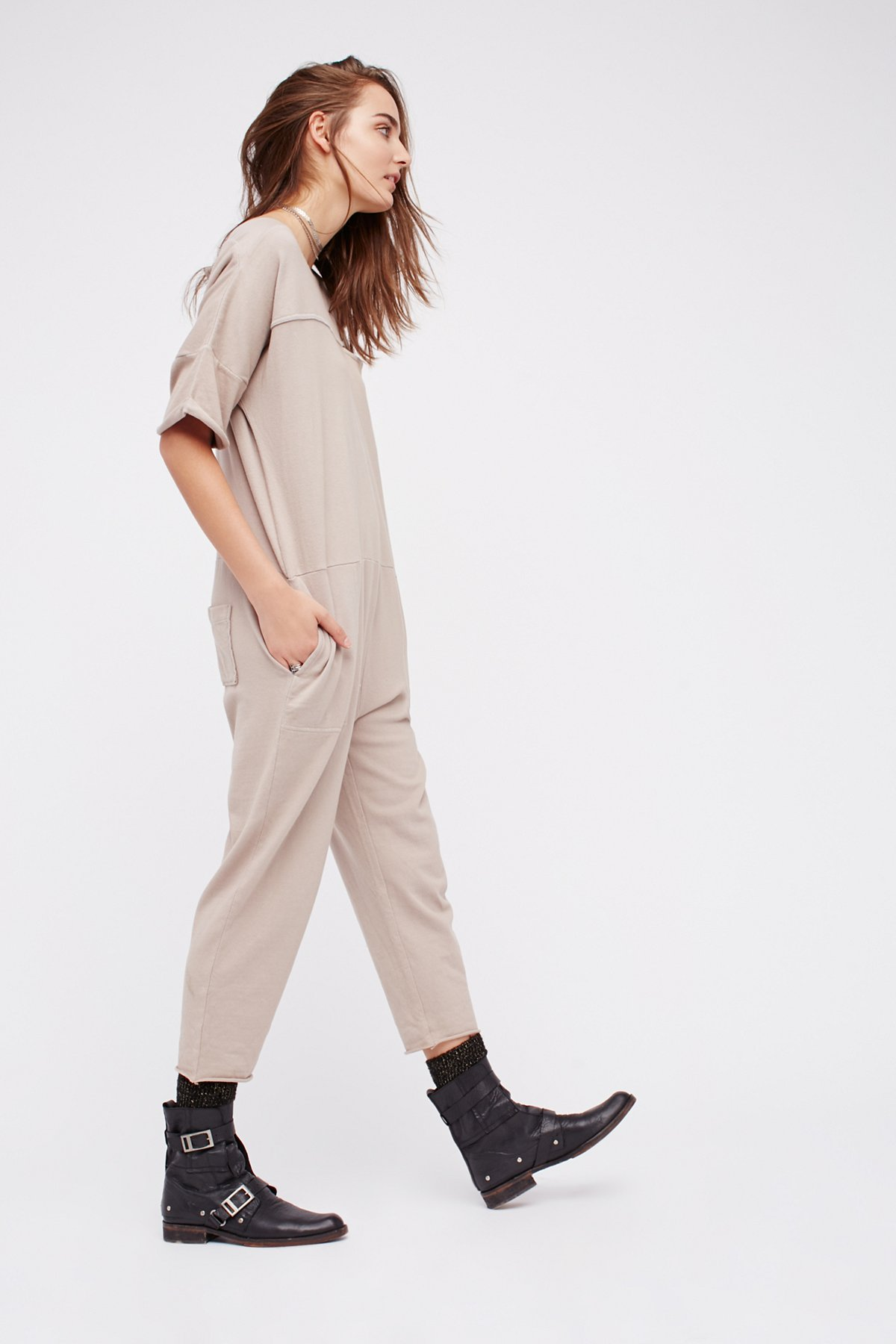 In The Yard Jumpsuit
