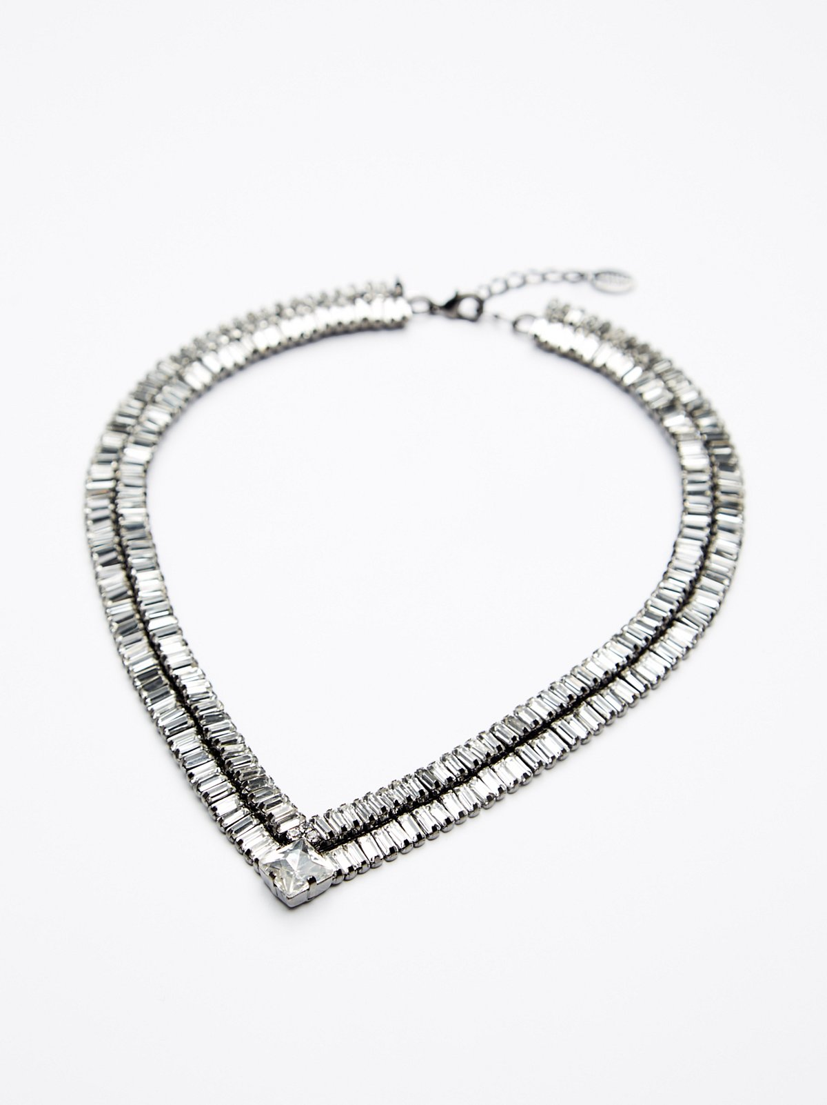 Audrey Claire Crystal Collar