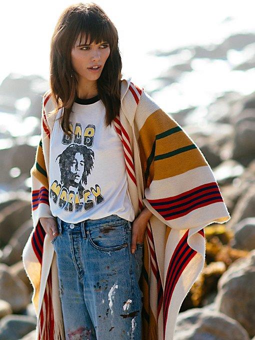 Product Image: Bob Marley棒球T恤