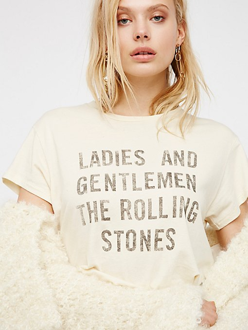 Product Image: Rolling Stones Rock Tee