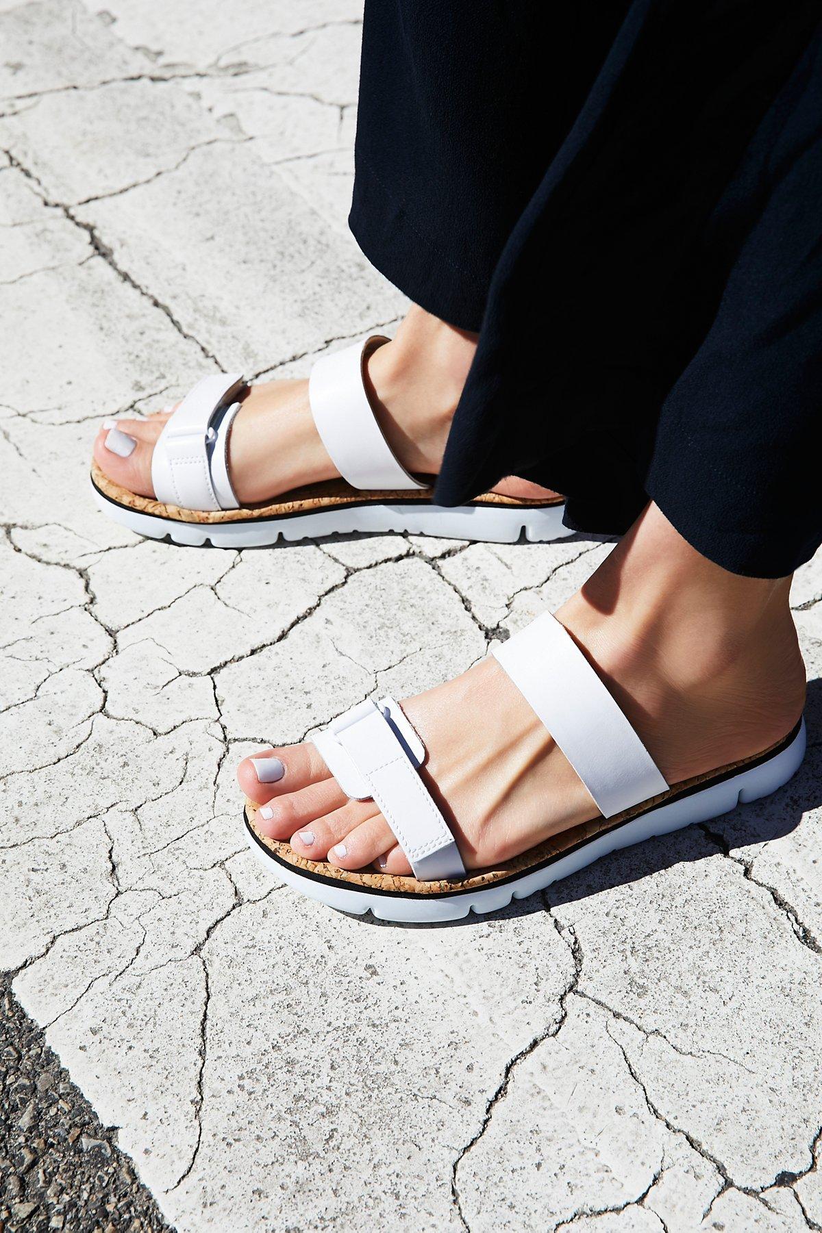 Camper Slip On Sandal