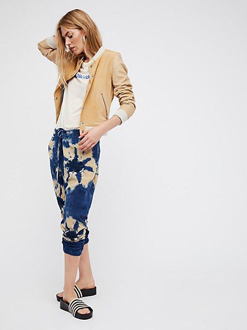 Product Image: 扎染哈伦裤